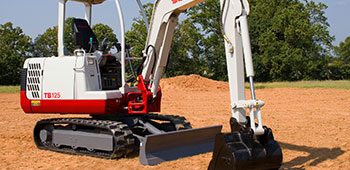 Earth Moving and Trenching Equipment