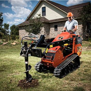 Auger Drive Round - Ditch Witch