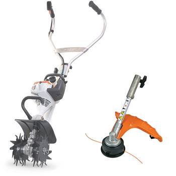Stihl MM with Trimmer
